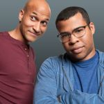 Key and Peele, photo by Ian White