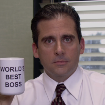 Michael Scott, photo by NBC
