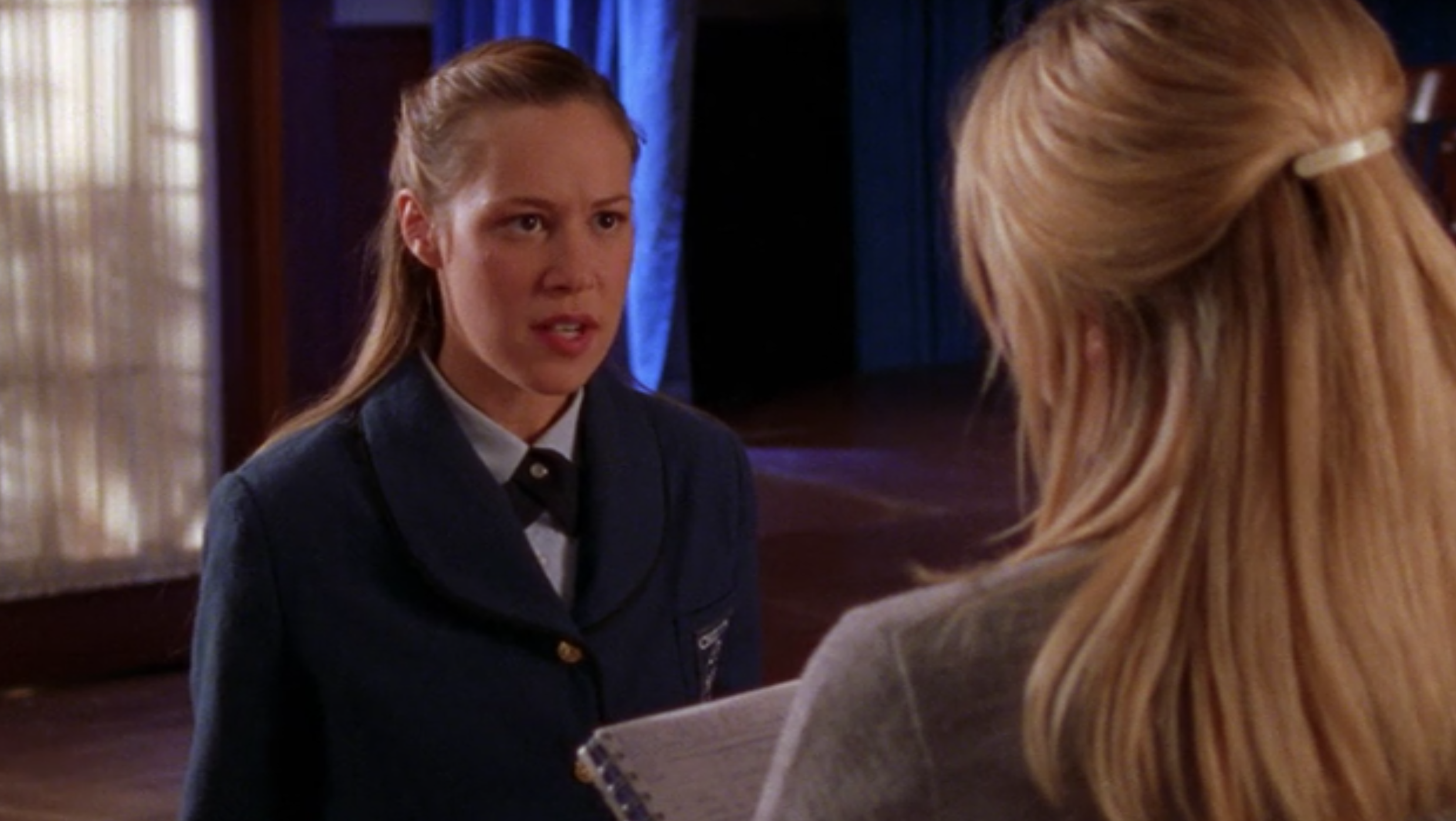 paris geller The 25 Best Teens in TV History