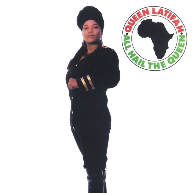 queen latifah The 25 Greatest Hip Hop Debut Albums of All Time