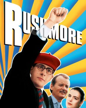 rushmore1 Filmography: Wes Anderson: Episode 1: The Comedian