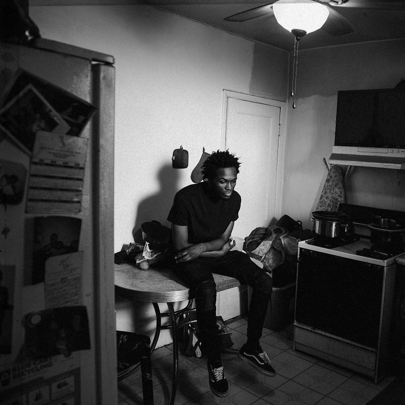 saba care for me front Saba announces new album, Care For Me, due out in April