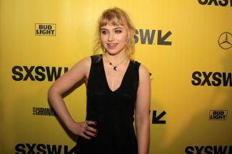 Imogen Poots // Friday's Child, photo by Heather Kaplan