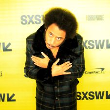 Boots Riley // Sorry to Bother You, photo by Heather Kaplan