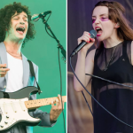The 1975 and CHVRCHES, photos by Philip Cosores and Ben Kaye
