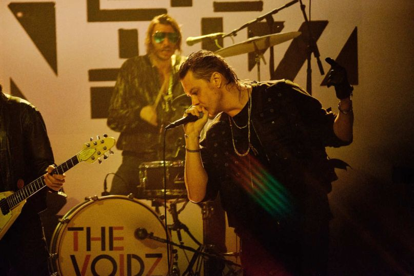 The Voidz on Corden