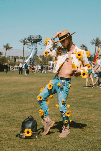 Coachella 2018 // Photo by Natalie Somekh