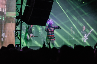 Jamiroquai // Photo by Natalie Somekh