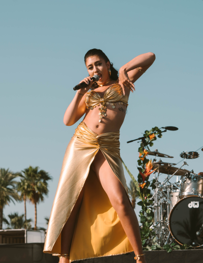 Kali Uchis // Photo by Natalie Somekh