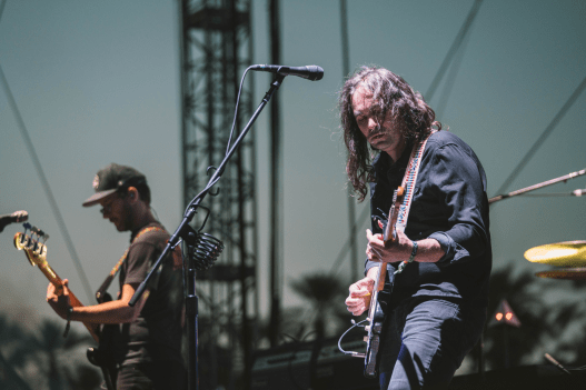 The War on Drugs // Photo by Natalie Somekh