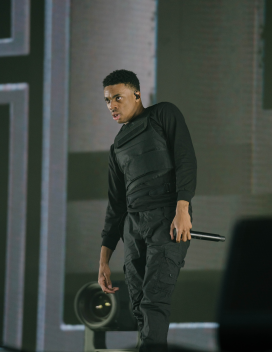Vince Staples // Photo by Natalie Somekh