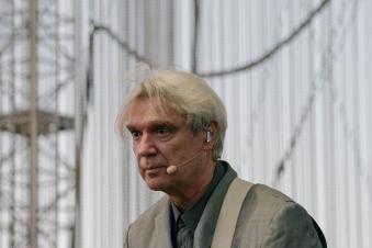 David Byrne // Photo by Natalie Somekh