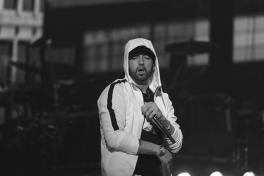 Eminem // Photo by Natalie Somekh