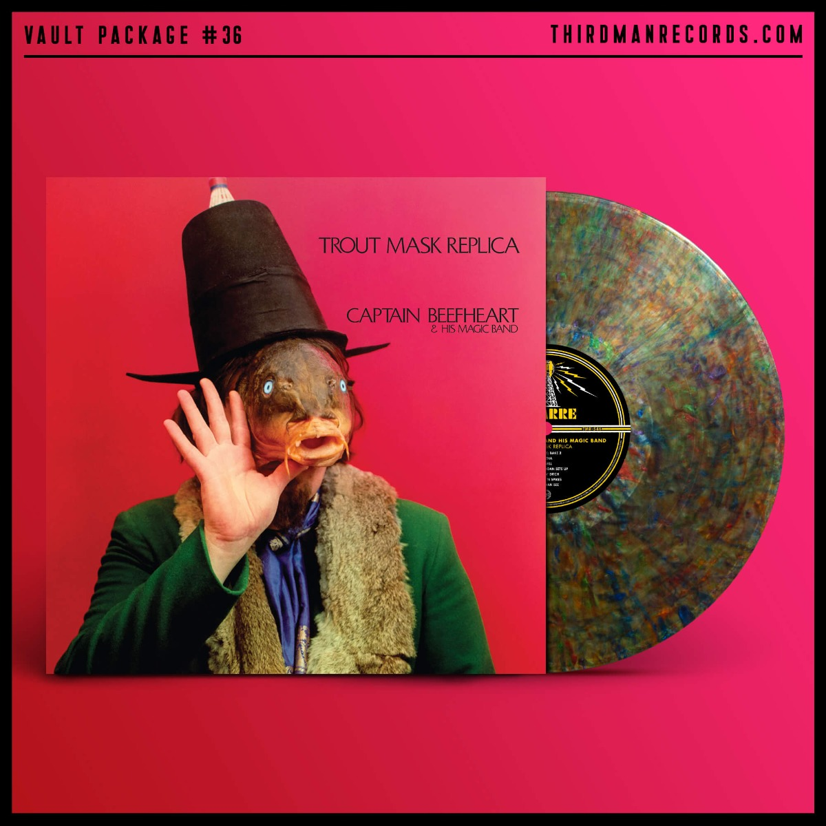 2 vault36 webmockup retina lp Captain Beefhearts Trout Mask Replica gets reissue from Jack Whites Third Man Records