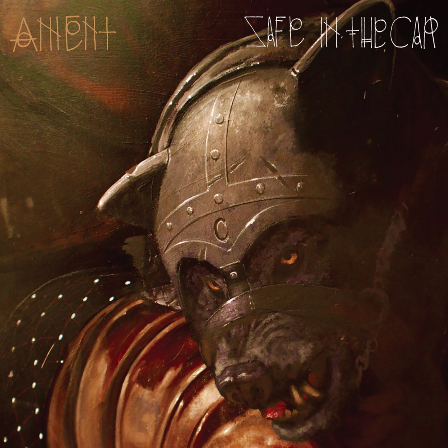 """Ament -- """"Safe in the Car"""" artwork"""
