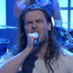 Andrew W.K. on Conan