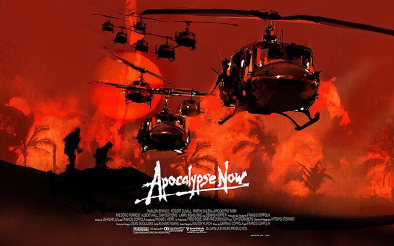 Apocalypse Now alternative poster