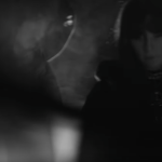 "Beach House in the ""Dark Spring"" video"
