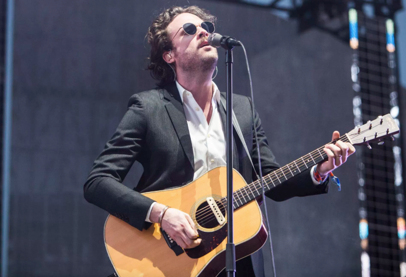 Father John Misty, photo by Philip Cosores
