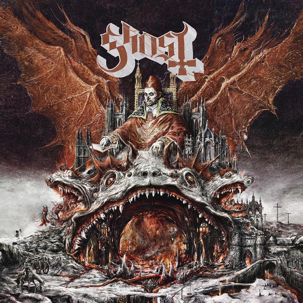 ghost prequelle new album Ghost announce new album, Prequelle, share Rats video: Watch