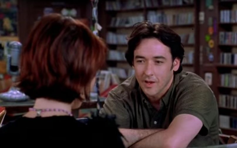 John Cusack in the 2000 film High Fidelity