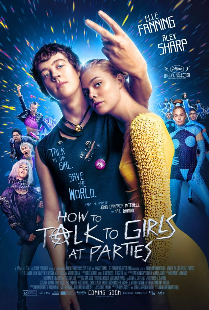 how to talk to girls at parties e1522762010332 Elle Fanning is a punk loving alien in new trailer for John Cameron Mitchells How To Talk To Girls At Parties: Watch