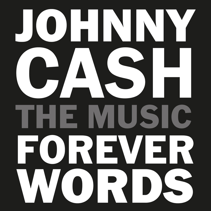 johnny cash forever words artwork Johnny Cash: Forever Words,a collection of songscreated from Cash's unused lyrics, out now: Stream