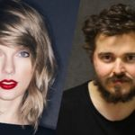 Taylor Swift and bank robber Bruce Rowley, mug shot via Ansonia Police