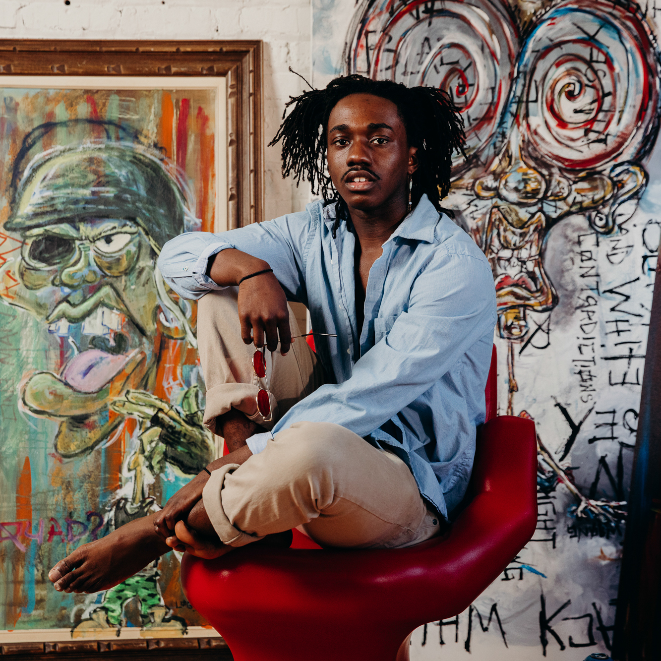 ricwilson banbaep coverart Ric Wilson breaks down his new EP, BANBA, Track by Track: Stream
