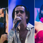 Nine Inch Nails (Philip Cosores), Nick Cave (Ellie Pritts), St. Vincent (David Brendan Hall)