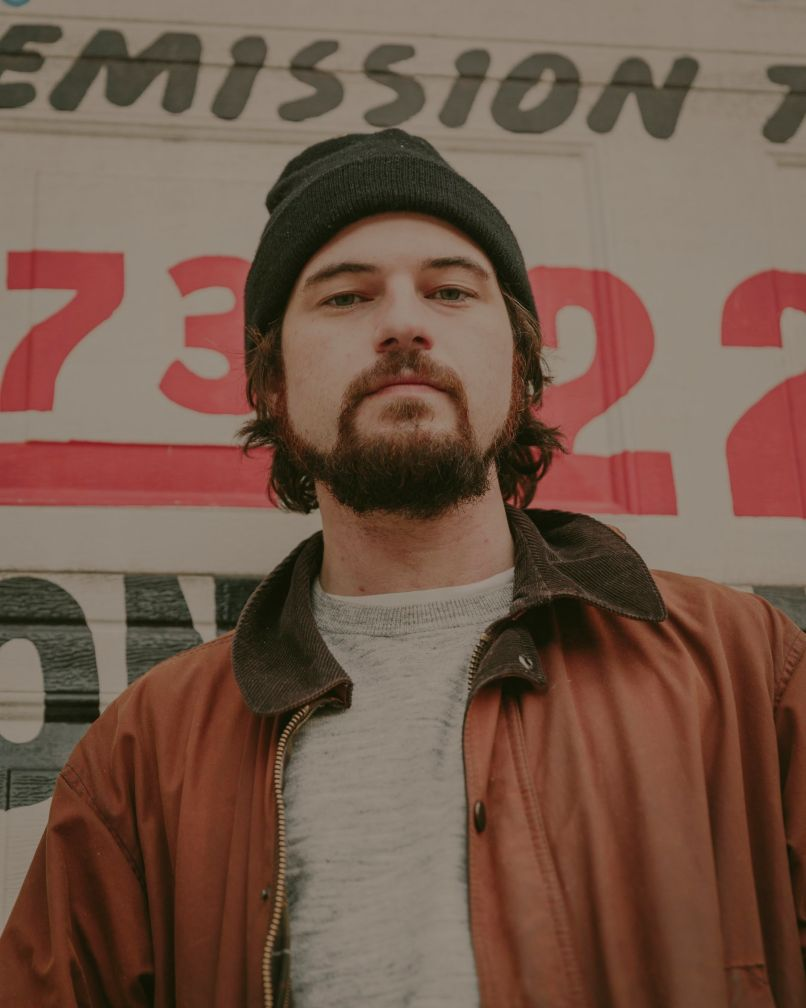 Ryley Walker, photo by Evan Jenkins