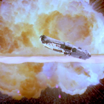 Star Wars' Death Star Explosion