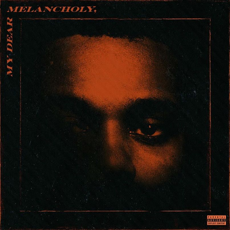 Weednd, My Dear Melancholy