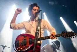 Arctic Monkeys -- Photo by Ben Kaye