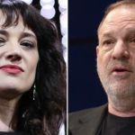 Asia Argento and her alleged rapist, Harvey Weinstein