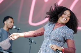 Noname, photo by Ben Kaye