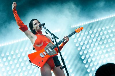 St. Vincent, photo by Ben Kaye