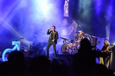 The Killers, photo by Ben Kaye