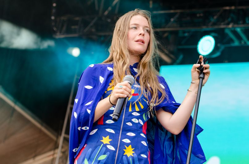 MaggIe Rogers, photo by Ben Kaye