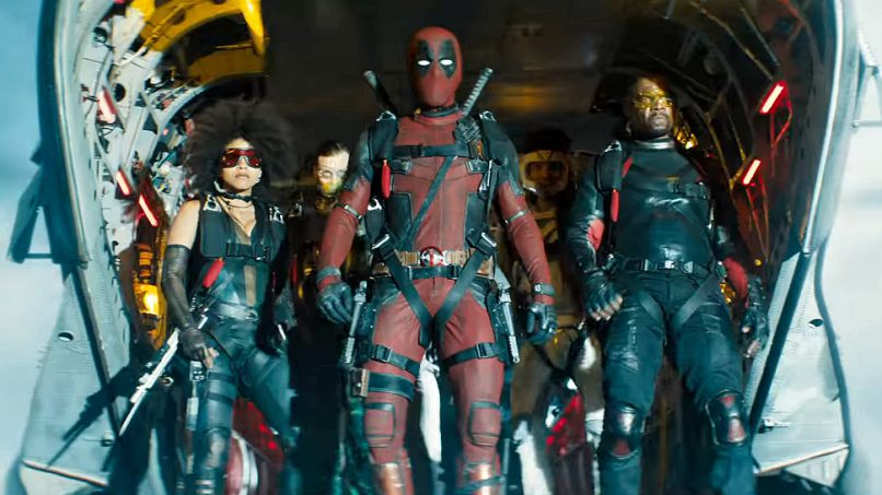 deadpool 2 e1525282337777 The 30 Hottest Films of Summer 2018