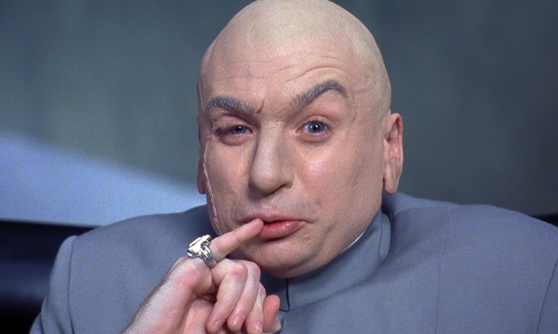 Dr. Evil (New Line Pictures)