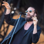 Father John Misty, photo by David Brendan Hall