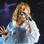 Florence Welch Florence and the machine singing