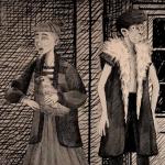 Grimes Houseboat Mississippi River Animation