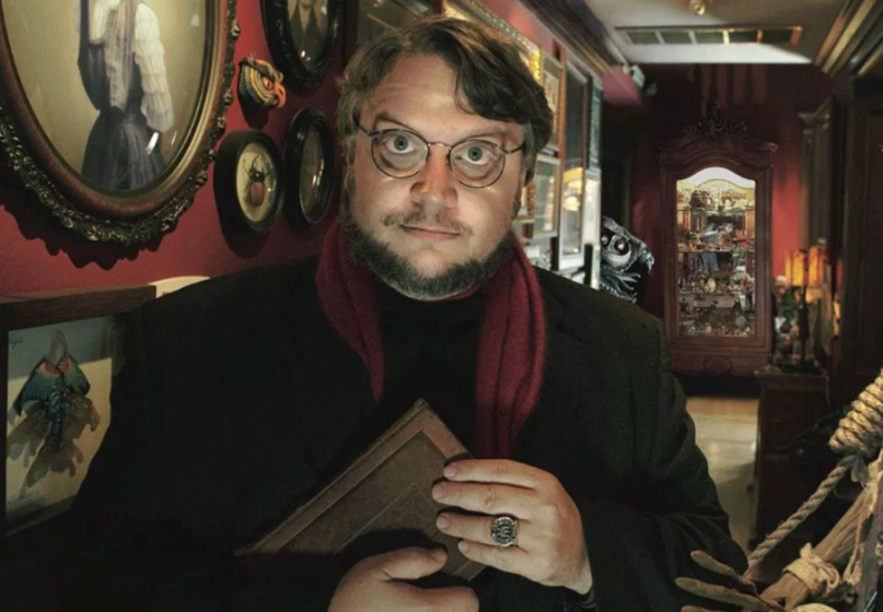 Guillermo Del Toro Netflix Horror Anthology Book