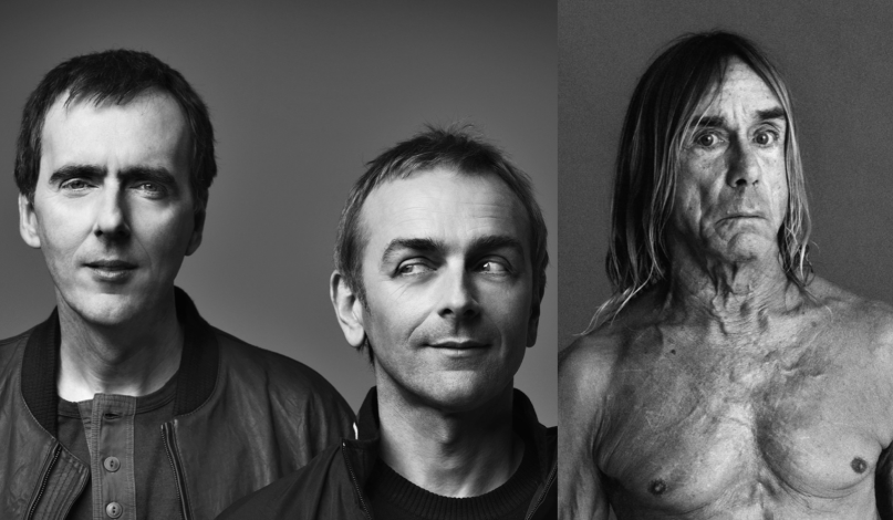 Underworld and Iggy Pop