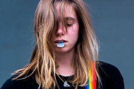 Julien Baker, photo by Caroline Daniel