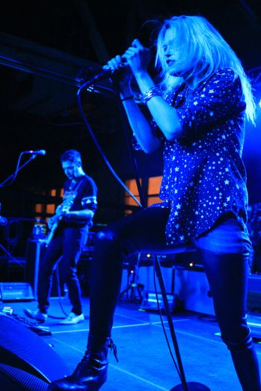 The Kills, photo by Heather Kaplan