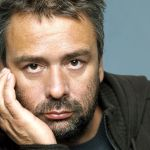 Film director Luc Besson