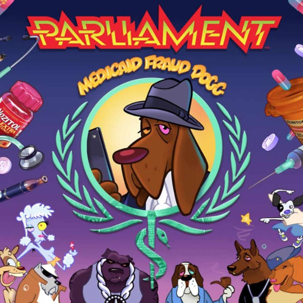 medicaid fraud dogg George Clintons Parliament return with new album, Medicaid Fraud Dogg: Stream